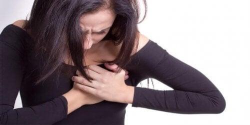 ból serca zespół serotoninowy