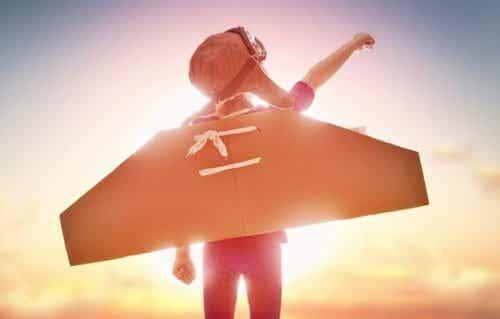 Efekt Batmana: Jak uczyć dzieci wytrwałości