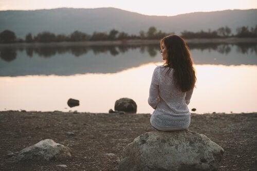Strach przed byciem szczęśliwym – czego się boisz?