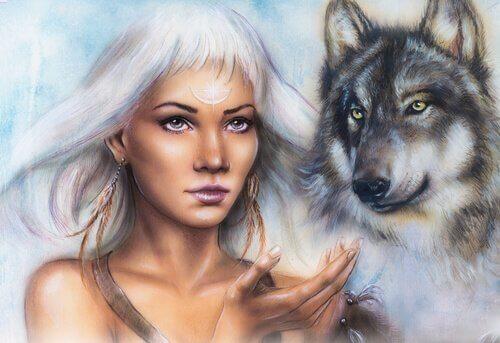 Szamanka : kobieca mądrość i wiedza przodków