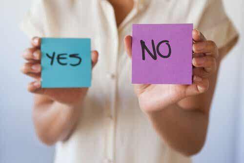 """Mówić """"nie"""" - dlaczego powinniśmy się tego nauczyć?"""