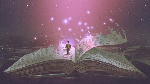 Książka i fikcja