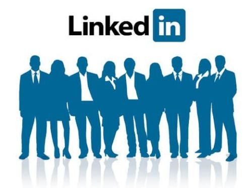 Linkedin - logo portalu