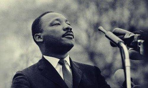 Martin Luther King - cytaty przeciwko przemocy
