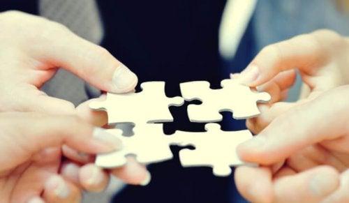 nauki społeczne puzzle