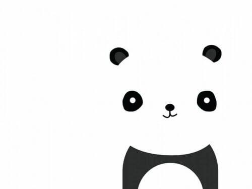Panda gestalt
