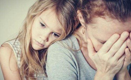 Paranoiczne zaburzenie osobowości u jednego z rodziców