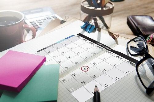 Planowanie rozkładu dnia