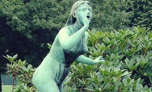 Posąg Echo