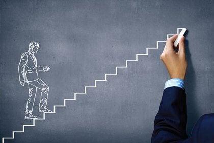 Wchodzenie po schodach - wywiad motywujący