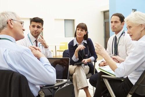 Spotkanie lekarzy