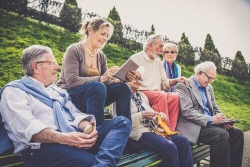 Starsze osoby