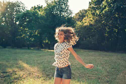 Znalezienie szczęścia w drobnych działaniach ułatwia życie