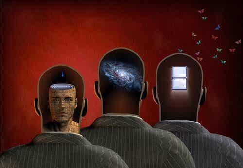 Trójjedyny mózg: czyli trzy mózgi w ciele jednej osoby