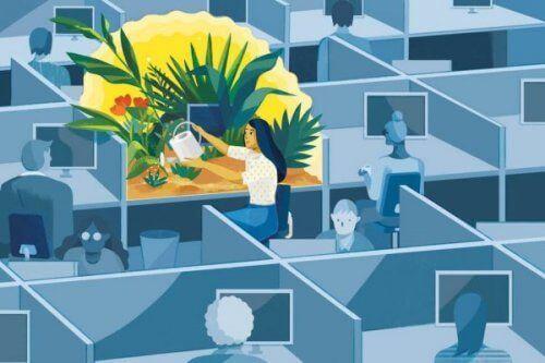 Uważność w pracy: sposób na dobre samopoczucie i zdrowie