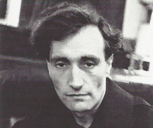 Antonin Artaud - portret
