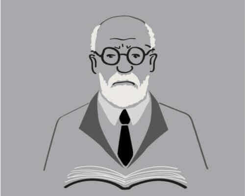 Freud i książka