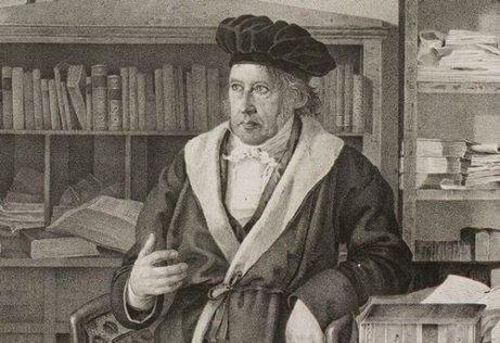 Hegel - portret