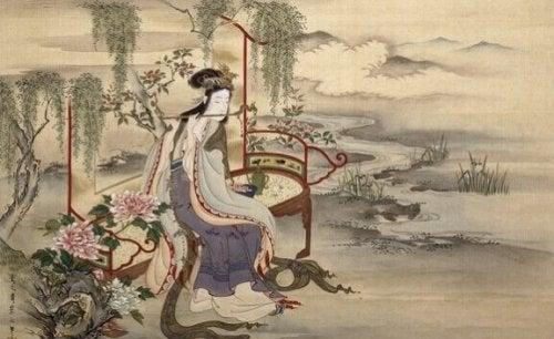 Taniec leśnych duchów: piękna japońska przypowieść