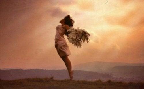 Wiedza o tym, kiedy odpuścić, stanowi sekret dobrego samopoczucia!
