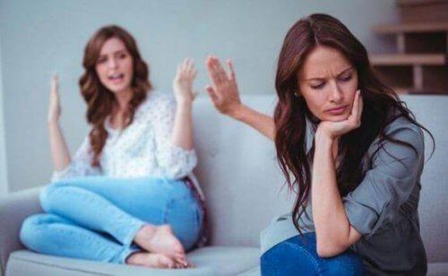 Zachowanie spokoju podczas kłótni to prawdziwa sztuka