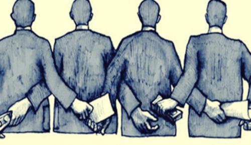 Korupcja zaczyna się od przymykania oczu - nie możemy jej tolerować