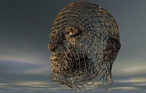 Model głowy 3D