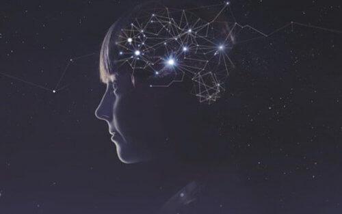 Mózg - konstelacje gwiezdne