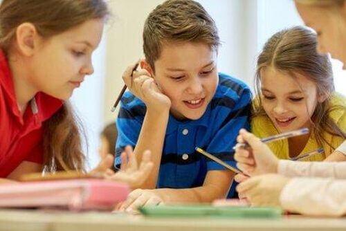 Nauczanie kooperatywne dzieci
