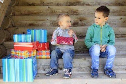 Negatywna relacja między rodzeństwem