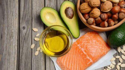 Produkty bogate w omega 3