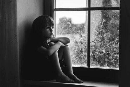 Samotne dziecko