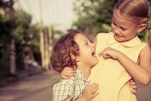 Relacja między rodzeństwem: kilka ciekawych faktów