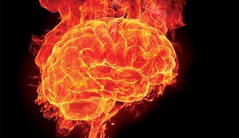 Umysł w ogniu