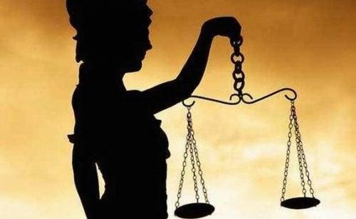 Waga - wymiar sprawiedliwości