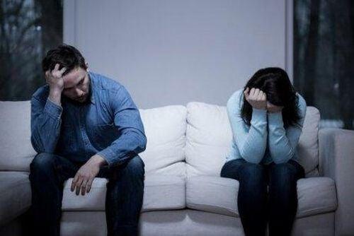 kłótnia - skutki transgresji w związku