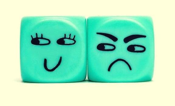Kostki uśmiech i zazdrość - uczucie zazdrości