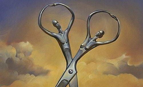 Para jako nożyce - kontrakt na związek