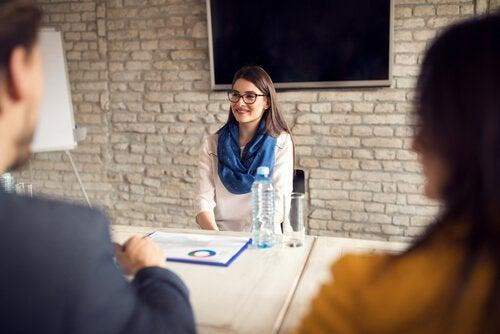 Rozmowa o pracę - rozmowa kwalifikacyjna