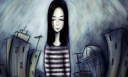 W jaki sposób poczucie własnej wartości i depresja są ze sobą związane?