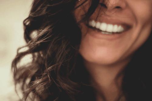 Uśmiech na twarzy