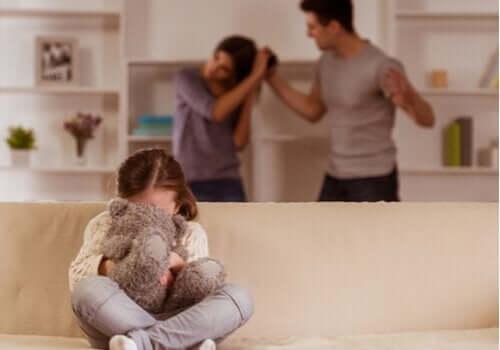 Dziecko i przemoc domowa