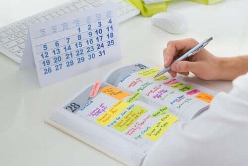 Nawyk planowania zadań