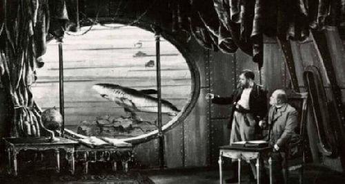 Na pokładzie Nautilusa