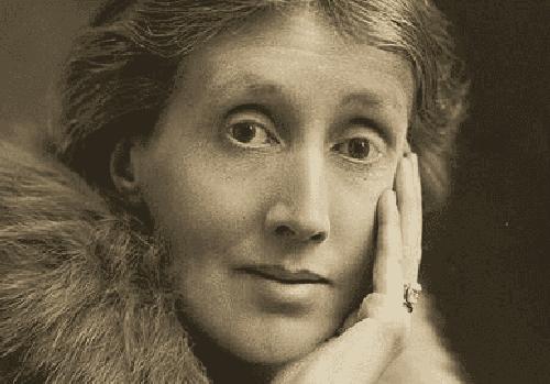 Zdjęcie Virginii Woolf