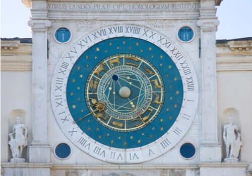 Zegar w Padwie