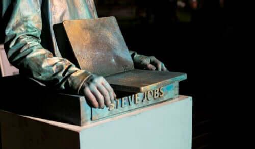 Pomnik Steve'a Jobsa