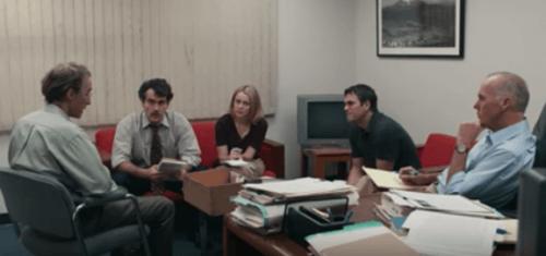 Spotlight - istota dziennikarstwa przedstawiona w filmie