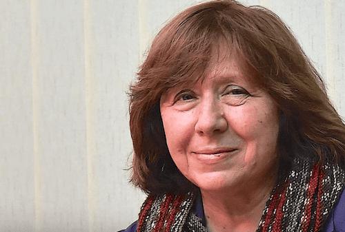 Swiatłana Aleksijewicz - biografia wspaniałej kronistki