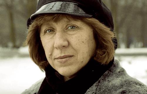 Swiatłana Aleksijewicz